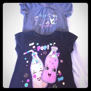 Other - 2 toddler shirts for $5!