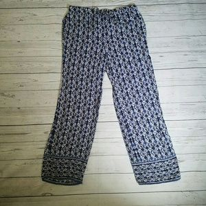 Max Studio Pants - Max Studio drawstring ankle pants