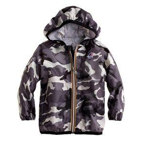K-Way Other - Boys' K-Way® Claude Klassic jacket in camo