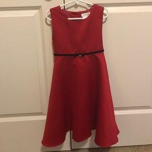 Beautiful classic red dress! Bundle for savings!