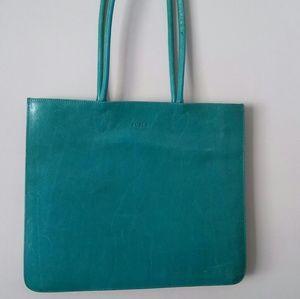 Furla Handbags - FURLA leather. Large tote