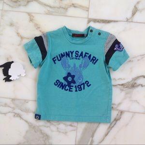 Catimini Other - Catimini safari T Shirt 6m