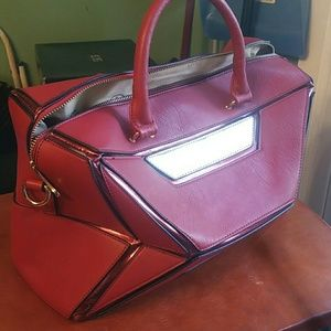 segolene Paris  Handbags - Red purse