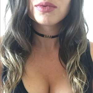 Jewelry - Hope choker - ALL CHOKERS BUY ONE GET ONE FREE