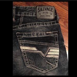 Salvage Other - Men's Salvage Havoc Jeans