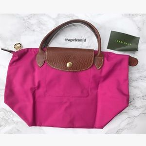 Longchamp Handbags - LongChamp Mini Tote