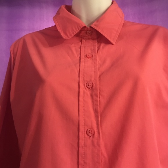 86 off white stag tops wrinkle resistant dress shirt for Wrinkle resistant dress shirts