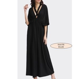 Haute Ellie Dresses & Skirts - 🆕 Limitless V-Neck Multi Style Maxi Dress