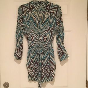 Audrey Ann Tops - Gorgeous, like new, Audrey Ann tunic size M