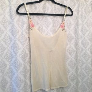 ✨ Free People Sequin Tank ✨
