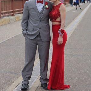 Sherri Hill Dresses & Skirts - Red Sherri Hill Prom Dress