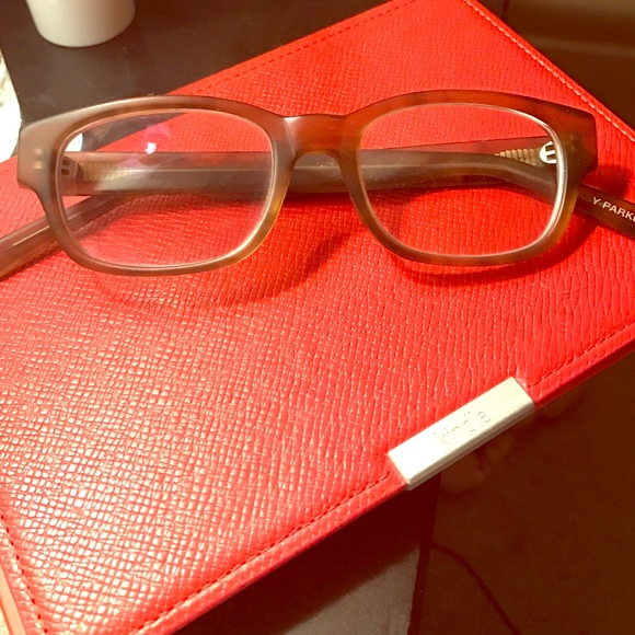 96fe45e31 Warby Parker Accessories | Like New Colton Glasses In Sandlewood ...