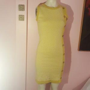 Tulle Dresses & Skirts - Yellow retro Tulle dress