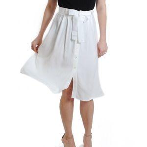 Dresses & Skirts - Meredith Skirt- White