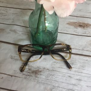 Gant Accessories - Gant unisex eyeglasses brown two-toned