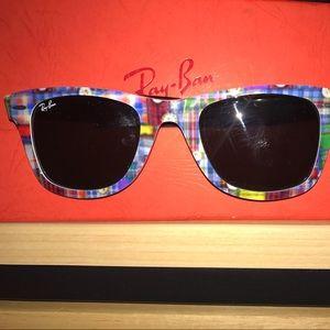 Special Edition Multicolor Ray-Ban Sunglasses