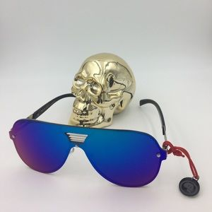 sunglasses  Other - ON SALE!!! blue/pink mirrored aviator sunglasses