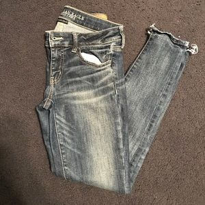 American Eagle Outfitters Pants - AE super super stretch jeggings!