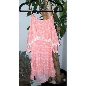 Beach Bunny Dresses & Skirts - One of a kind Beach Bunny Palm print dress