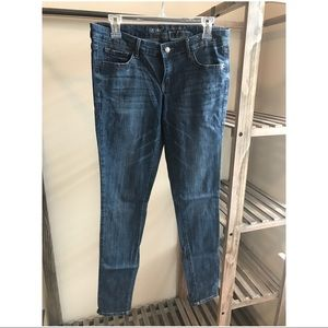 Mossimo :: Low Rise Skinny Jeans