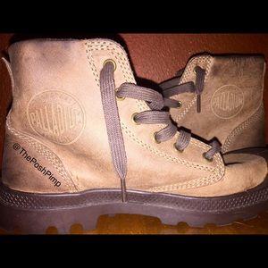 Palladium Other - Barely Used Men's Palladium Pampa Hi Leather 9/10