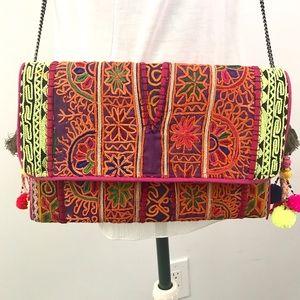 Pibita Handbags - NWT Boho Chic Hippie Crossbody Purse