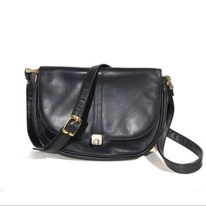 Genuine Italian Leather Cross-body Bag