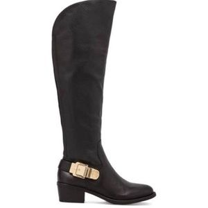 Vince Camuto Shoes - Vince Camuto Bedina Over the Knee Boots Size 7