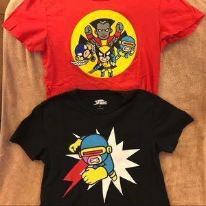 tokidoki Other - Men's Medium Tokidoki x Marvel Tee bundle
