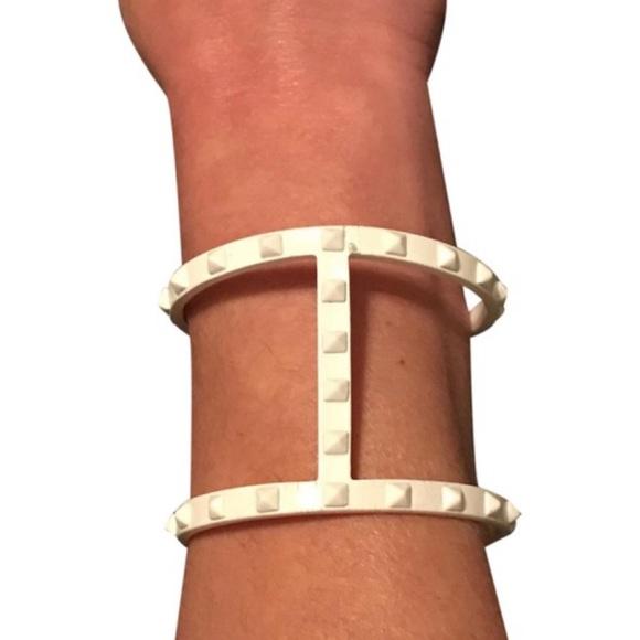 e549639ba1f Vince Camuto Jewelry | Studded Tbar Cuff Bracelet | Poshmark