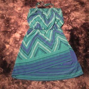Express Dresses & Skirts - Express Asymmetrical Hem Mini Dress