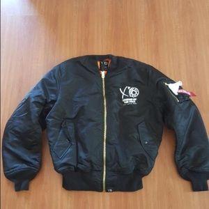 63c64ce67b2 Jackets & Coats | The Weeknd Starboy Futura Bomber Jacket | Poshmark