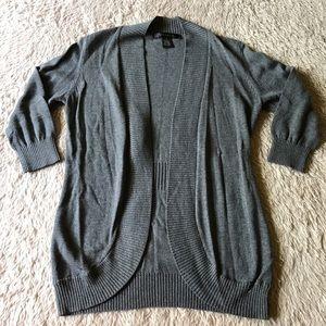 89th & Madison Sweaters - Ribbed cardigan