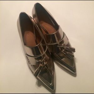 Coach Shoes - Coach Tasseled Loafers - 7