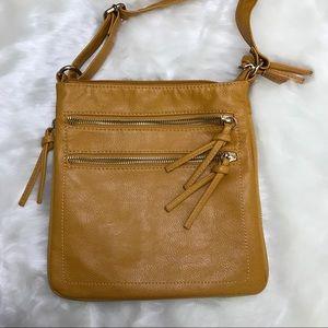 Aldo Handbags - Aldo Crossbody Purse in Honey mustard