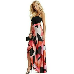 Marciano Dresses & Skirts - NWT Marciano Printed Maxi Dress