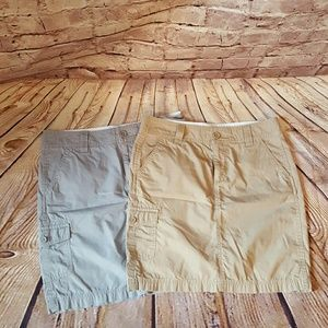 Bass Dresses & Skirts - Two Bass skirts