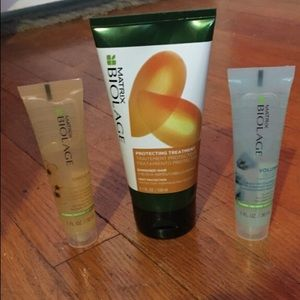 biolage Other - 3 pc. Matrix Biolage Haircare