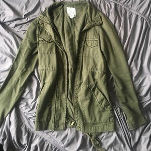 Full Tilt Jackets & Blazers - Army Green Jacket