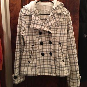 Sebby Jackets & Blazers - Women's hooded jacket