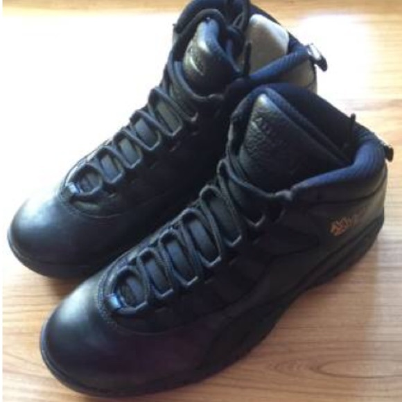 37a21797f9e Nike Shoes | Air Jordan 10 Retro Nyc New York City | Poshmark