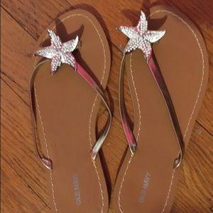 Old Navy Starfish Sandals