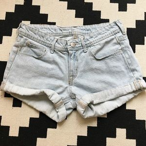 Pants - Denim Jean Shorts