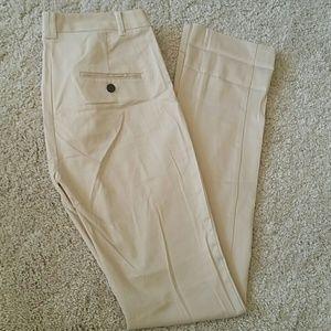 Zara basic pants size 6