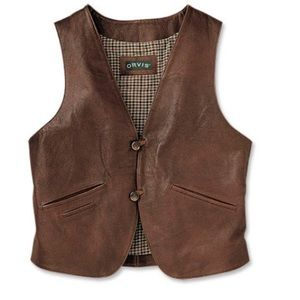 Orvis Other - NWOT Men's ORVIS Country Canyon Vest. Sz XXL
