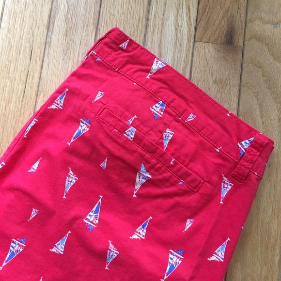 SO Pants - Sailboat Shorts ⛵️ worn once!