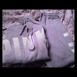 PINK Victoria's Secret Other - 100% authentic VS Pink Sweatsuit!