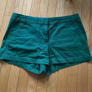 J. Crew Shorts - Beautiful Kelly Green Shorts