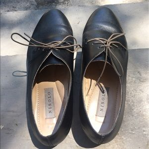 Nisolo Shoes - Nisolo Oliver Oxford Noir