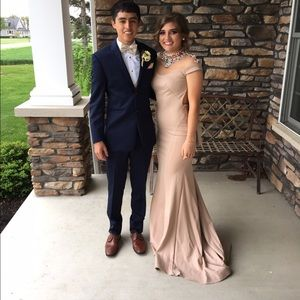 Alyce and Paris prom dress size 2